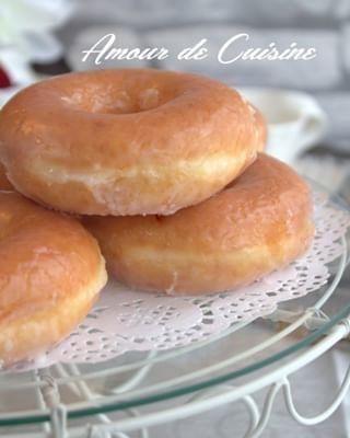 Madeleines Espagnoles Au Citron Amour De Cuisine Recette Recette Donuts Recette Recettes De Cuisine