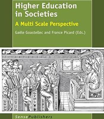 Higher Education in Societies: A Multi Scale Perspective
