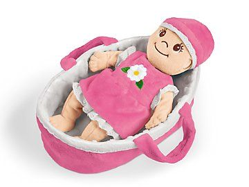 Lakeshore Cuddle Carry Baby Doll Best Baby Doll Baby Doll