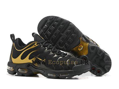 Nike Air Max Plus TN Tuned 1 'Triple Black' AJ2029 001 Noir