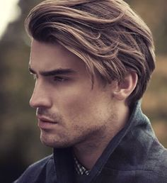 Mens Hairstyles Cool 50 Statement Medium Hairstyles For Men  Pinterest  Medium Blonde