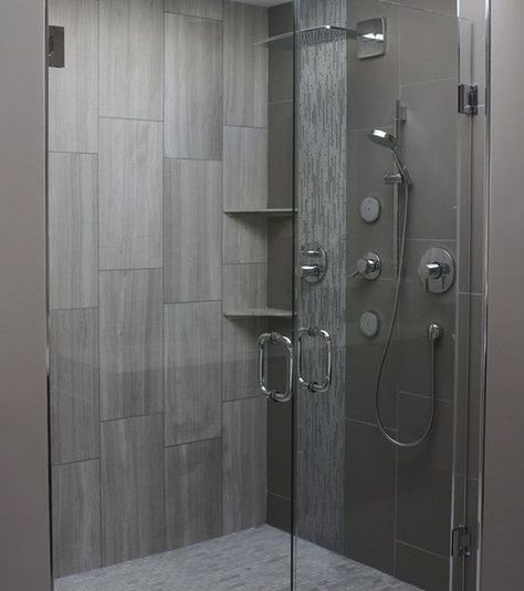 Nice 47 Best Modern Bathroom Tile Inspirations For Your Beautiful Bathroom. More at https://hoomdsgn.com/2018/09/28/47-best-modern-bathroom-tile-inspirations-for-your-beautiful-bathroom/