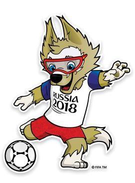 Zabivaka Wikipedia World Cup Logo World Cup Fifa