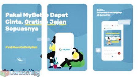Cara Mendapatkan Pulsa Gratis Dari Aplikasi Mybeb Https Ift Tt 2aganfq Aplikasi Gratis Blog