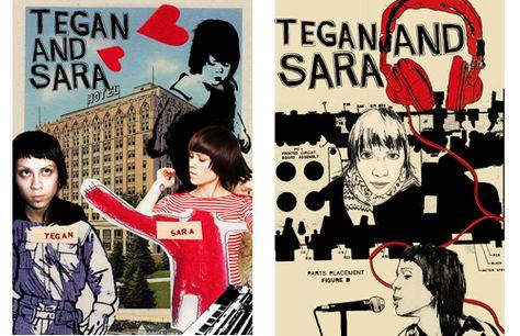 tegan & sara ♥