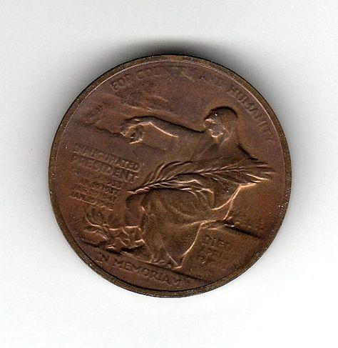 EXONUMIA MEDAL  W SILVERED MEDAL TOKEN GERMANY ELBERFELD  1934