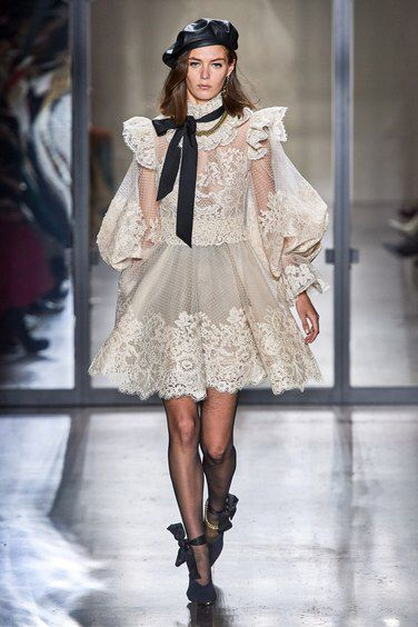 New York Fashion Week Zimmermann Fall 2019 Ready-to-Wear Collection - Vogue