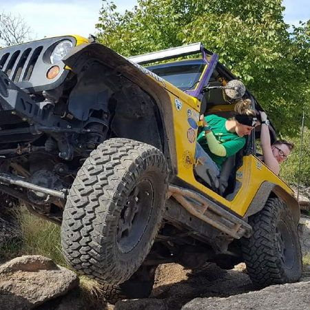 Jessica Greenland Ladies Offroad Network Featured Member Page