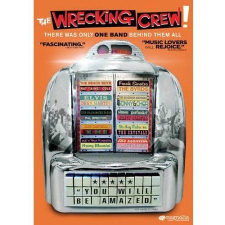 The Wrecking Crew Dvd Walmart Com The Beach Boys Crew Documentaries