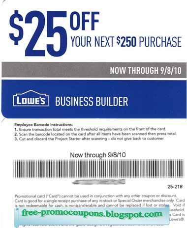 graphic relating to Lowes Coupons Printable referred to as Absolutely free Printable Lowes Discount coupons 123 Lowes coupon, Cost-free