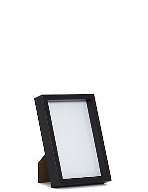 Photo Frame 4 X 6 Inch 10 X 15cm Framed Mirror Wall Photo Frame Frame