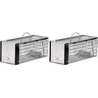 Havahart 0745 One Door Animal Trap For Chipmunk Squirrel Rat