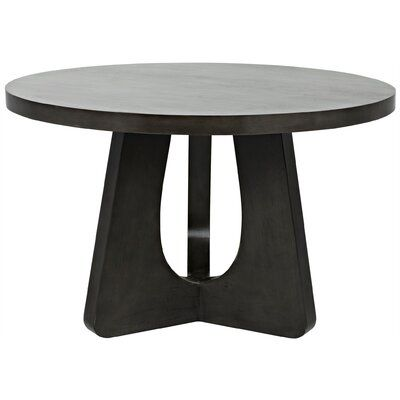 Noir Nobuko Solid Wood Dining Table Solid Wood Dining Table
