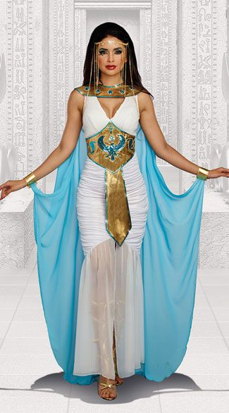 Feel like the Egyptian Goddess Cleopatra with the help of Yandy, Yandy has the perfect Cleopatra Halloween costume for you today.
