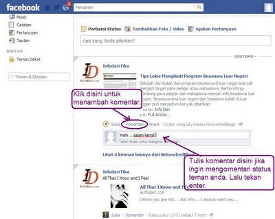 Cara Membuat Komentar Otomatis Di Facebook Cara Membuat Komentar Otomatis Di Facebook Facebook Faceboo Website Investigations My Website