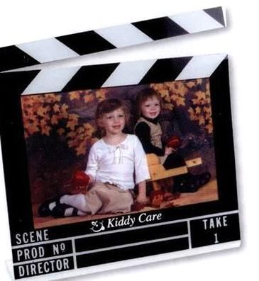 Movie Themed Clapboard Picture Frame With Your Personalization Bar Mitzvah Or Bat Mitzva In 2020 Movie Themed Party Picture Frames For Parties Bat Mitzvah Party Favors