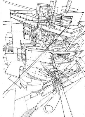 The Architecture Draftsman Architecture Drawing Architecture Sketch City Drawing