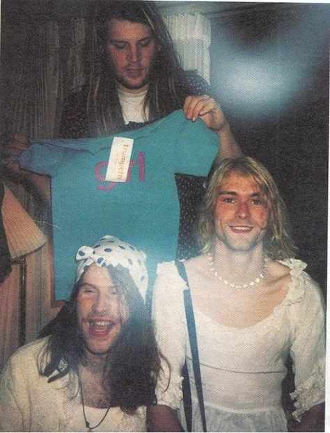 Kurt Cobain & Mark Lanegan