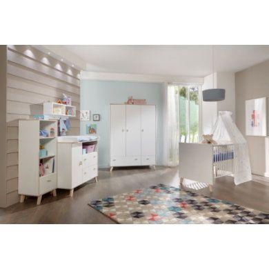 arthur berndt Kinderzimmer Aaron 3 türig weiß #furniture ...