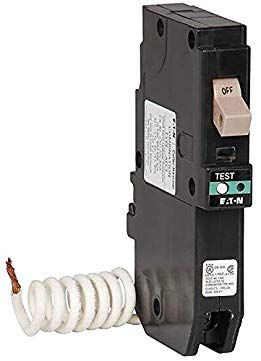Eaton Cutler Hammer Ch Series 1 Single Pole 15 Amp Cafi Afci Combination Type Arc Fault Circuit Breaker Ch115caf Review Eaton Breakers Cutler