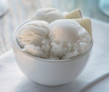Frozen Greek Yogurt #HealthyRecipe #LYFEKitchen #FrozenGreekYogurt #GreekYogurt #EATGood #FEELGood