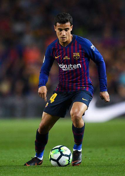 Philippe Coutinho Photos Photos Barcelona V Real Sociedad La