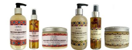 Choose Natural And Organic Natural Black Hair Growth Products For