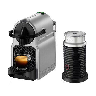 Nespresso Nespresso Inissia Coffee And Espresso Machine With