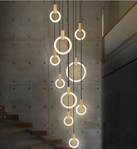 13 Extremely Good Staircase Lighting Ideas For Your Home