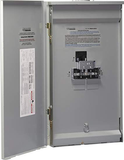 Reliance Controls Corporation Twb2006dr Outdoor Transfer Panel Review Locker Storage Stainless Steel Screen Generator House
