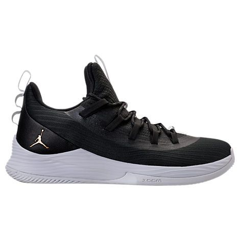 JordanULTRA FLY 2 LOW - Basketball shoes - university red/black/white IA2nWL