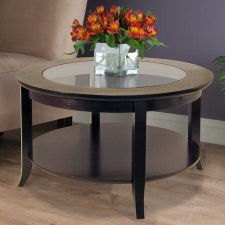 Home In 2020 Coffee Table Solid Coffee Table Round Wood Coffee