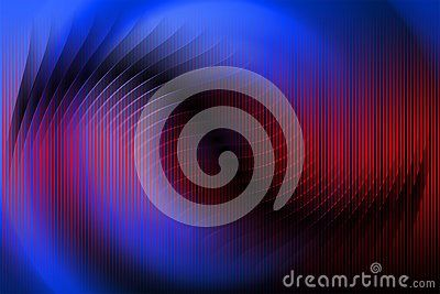 Red And Blue Abstract Background Vector Illustration Many Uses