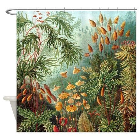 Nature Scene Art Shower Curtain on CafePress.com