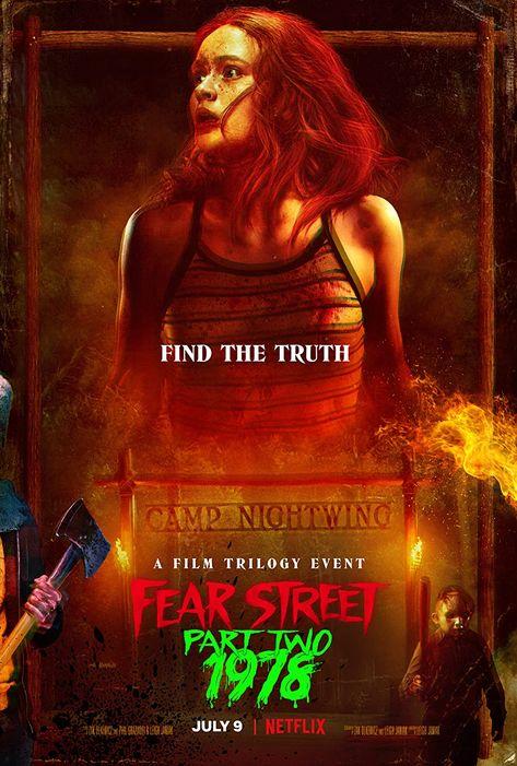 Fear Street: Part Two - 1978 (2021) - IMDb