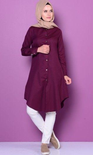 Sefamerve Tesettur Elbise Modelleri Yeni Kreasyon 2018 Moda Model Musluman Modasi Islami Moda Moda Stilleri
