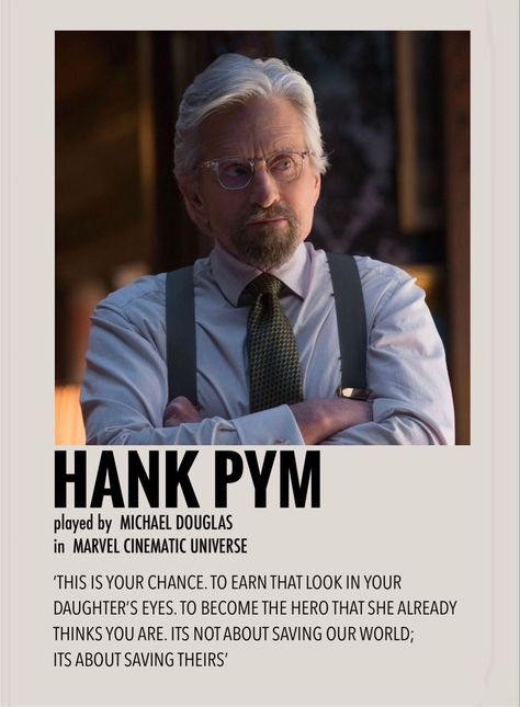 Hank pym by Millie
