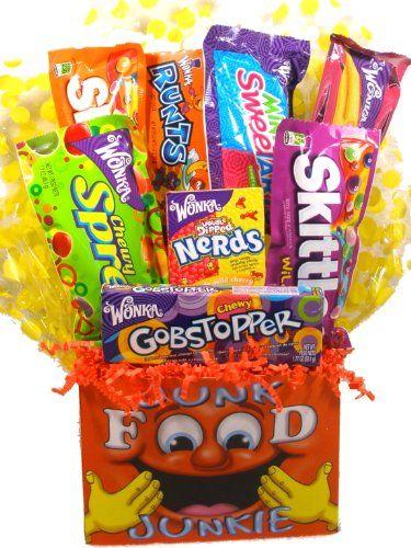 Small halloween gift baskets