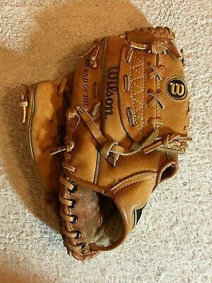 Wilson A2372 Tommy John 11 Inch Youth Baseball Glove In 2020