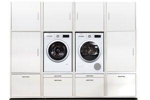 Komplette Hauswirtschaftsraum Einrichtung Ohne Waschmaschine Hauswirtschaftsraum Wasche Waschmaschine