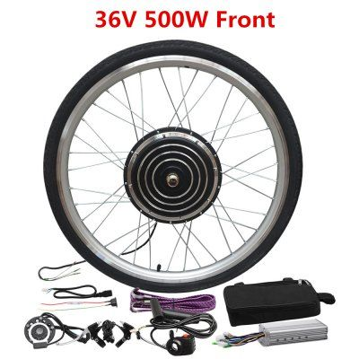 Electric Bicycle Motor Modification 26 Inch Wheel Electric Kit Conversion Kit 48v 1000w Motor Wheel Sale Price Reviews Gearbest