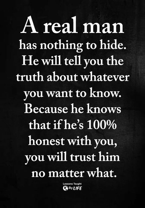 Who knows? Seems like all men lie ;/ or perhaps I fall for them...