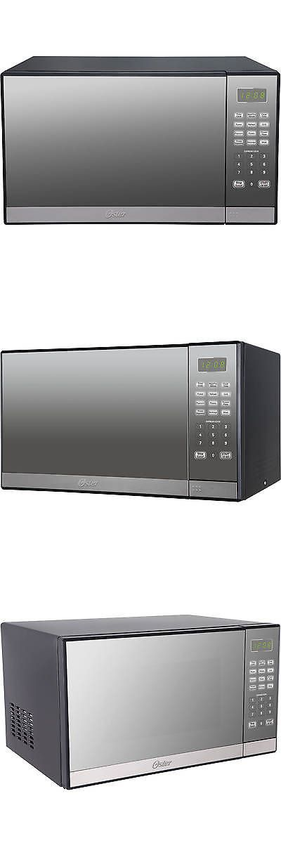 oster 1 3 cu ft microwave oven with