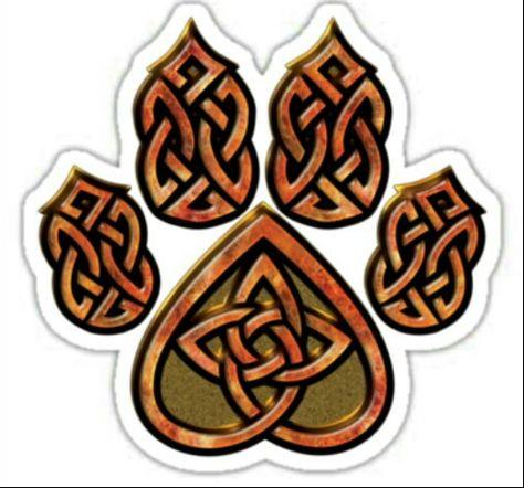 Кельтские символы близнецы фото