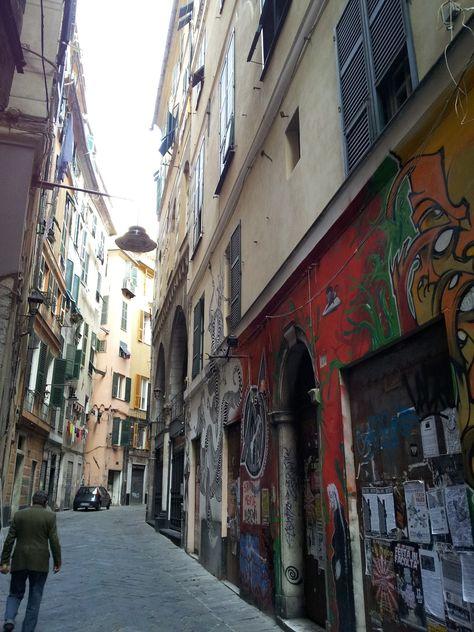 A city in decline?