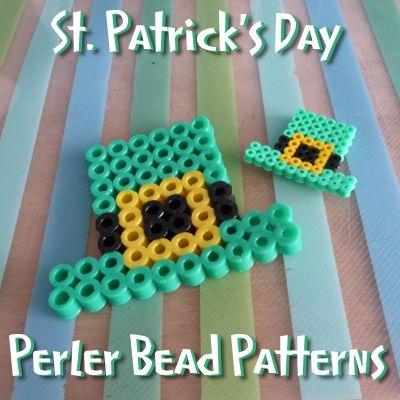 Perler Beads On Pinterest Hama Beads And
