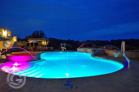 Residential Swimming Pools Gallery | Master Pools Guild