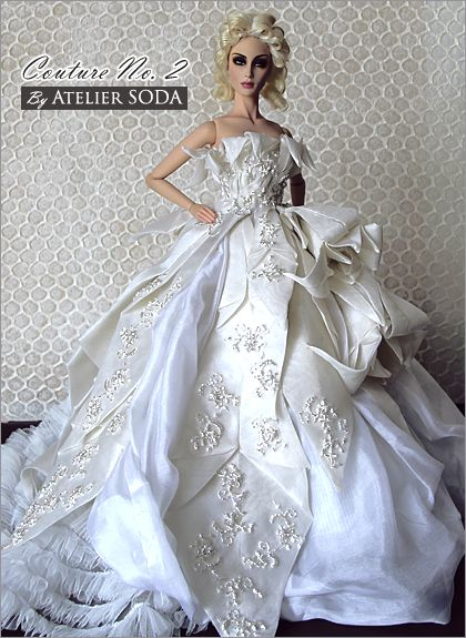 Pin by launi quoos on sofia | Pinterest | Dolls, Barbie wedding and ...