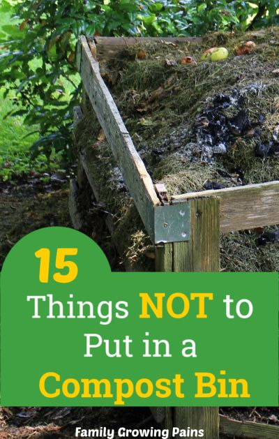 15 Things You Should Never Compost Compost Garden Pests Garden
