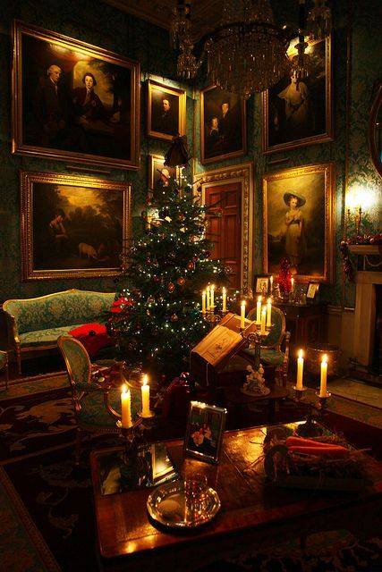 Christmas At Castle Howard In 2020 Outdoor Christmas Tree Decorations Outdoor Christmas Tree Christmas Home